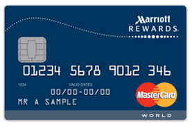 marriott credit card uk the non
