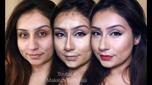 contour highlight concealers indian
