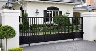 Retractable Gate 118 Photos Sliding And Movable Automatic Barriers Universal Sliding Mechanism