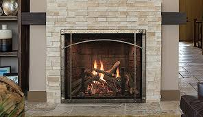 gas fireplaces low maintenance