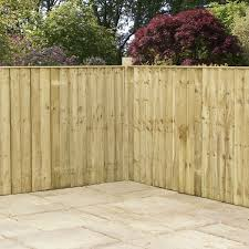 Wooden Fence Panels Pressure Treated Feather Edge Fencing Panel 6ft 5ft 4ft 3ft Garden Fence Panels Fence Panels Feather Edge Fence Panels