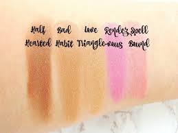 makeup geek contour blush powders uk