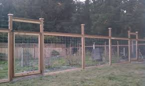 Fence Contractor Eugene Or Fence Construction Eugene Oregon Deer Fence Diy Garden Fence Fence Landscaping