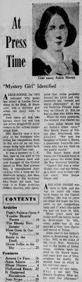 Bessie Moore and Addie Moore - Newspapers.com