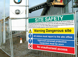 Construction Fence Signage Fastsigns