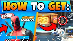 HOW TO GET DEADPOOL FREE BONUS SKIN ...