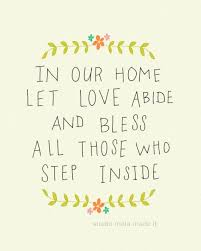 simple steps to keep your home orderly on any day quote prints