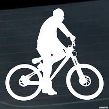 Decal Cyclist Rides Bmx Buy Vinyl Decals For Car Or Interior Decal Factory Stickerpro Different Colors And Sizes Is Avalable Free World Wide Delivery