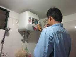 Dịch vụ bảo dưỡng bình nóng lạnh Ariston