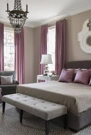 purple modern bedding goes walls master