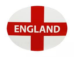 Halfords England Car Sticker Halfords Uk