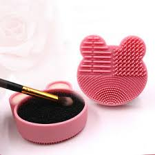 eco friendly makeup brush cleaning box