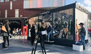 m a c pop up at liverpool one