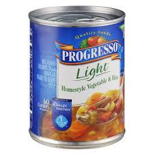 progresso soup homestyle vegetable
