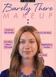 tuesday tutorial barely there makeup
