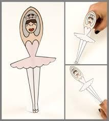 DIY Nutcracker Ballerina Finger Puppets! – Dance Life