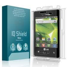 IQ Shield Matte - LG Optimus Zone VS410