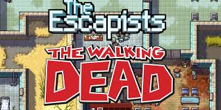 One Does Not Simply Walk Away From The Dead The Escapists The Walking Dead Preview Onlysp