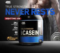 optimum nutrition casein protein aa