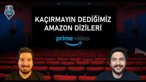 Biraz da Prime Video | Kaçırmayın Dediğimiz Amazon Dizileri - YouTube