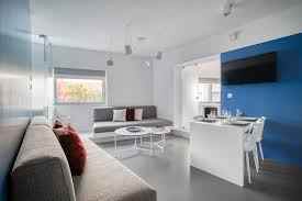 Blue Apartment - 2 bedrooms - Athens Color Cube Apartments
