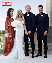 Mark Wright is on best man duties as ...