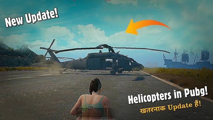 Image result for pubg mobile Helicopter