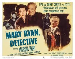 Mary Ryan, Detective (1949) - Filmaffinity