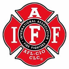 Fire Fighters International Association Iaff Vinyl Sticker Decal 4 Stickers Ebay