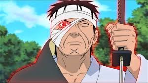 Danzo uses uchiha Shisui eyes when Fighting against Hannya Black ...