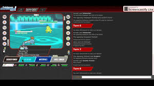 Pokemon showdown: Playing in school - YouTube