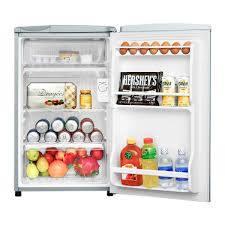 Tủ Lạnh Mini Aqua AQR-95AR (90L) - Bạc