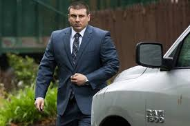 NYPD officer says he inflated charge against Eric Garner
