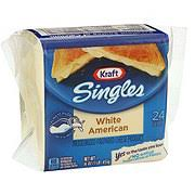 kraft singles white american cheese