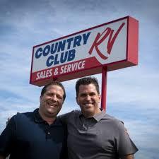 country club rv s service
