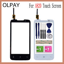 OLPAY 4.5'' Touch Panel For Lenovo A820 ...