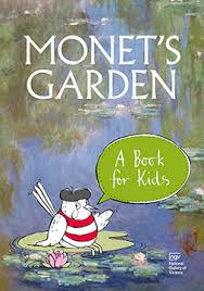 kids book review review monet s