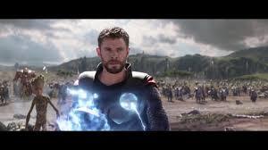 thor bring me thanos 4k avengers