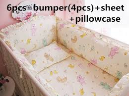 baby bedding set crib pers newborn
