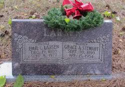Grace Addie Stewart Larsen (1893-1954) - Find A Grave Memorial