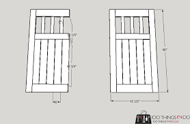 how to make a diy garden gate free