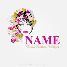 free logo maker make up artist