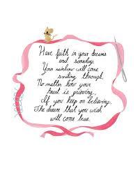 cinderella disney princess lyric poster disney song lyrics