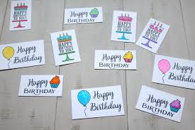 diy handmade birthday card الصور