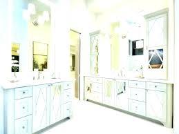 white bathroom medicine cabinet with