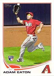 2013 Topps Baseball #79 Adam Eaton Rookie Card at Amazon's Sports ...
