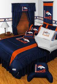 bedroom set broncos new orleans saints