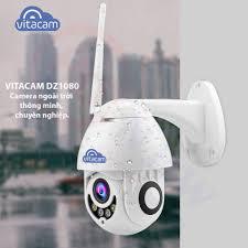 Cài Đặt Camera Vitacam IP Wifi - Vitacam DZ1080 ngoài trời 2.0M 1080P  FullHD 2020- Dịch vụ lắp camera giá rẻ tại nhà, Báo giá Lắp camera giám sát  gia đình, Camera