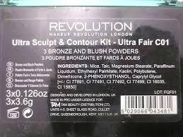 ultra sculpt contour kit review