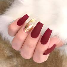 18 creative acrylic nail designs with